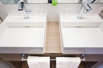 arte Hotel Kufstein - Bathroom Sink  - #0