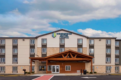 . WoodSpring Suites Pittsburgh Cranberry