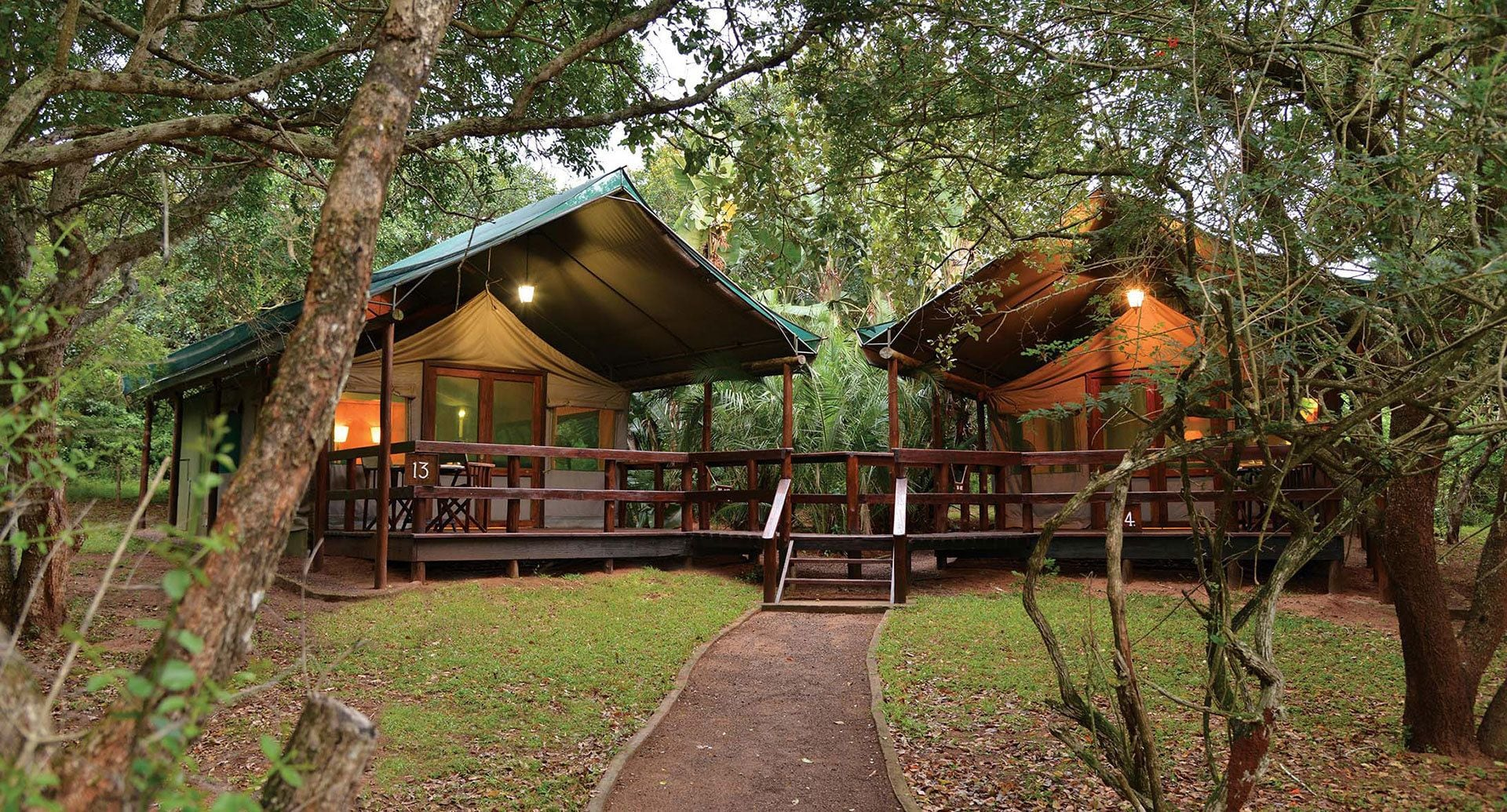 Falaza Game Lodge, Umkhanyakude