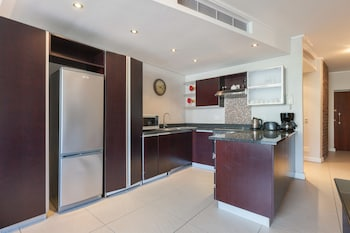 Rockwell Apartments - In-Room Kitchen  - #0