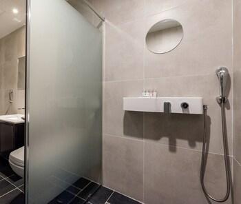 Hotel Marcher - Bathroom  - #0