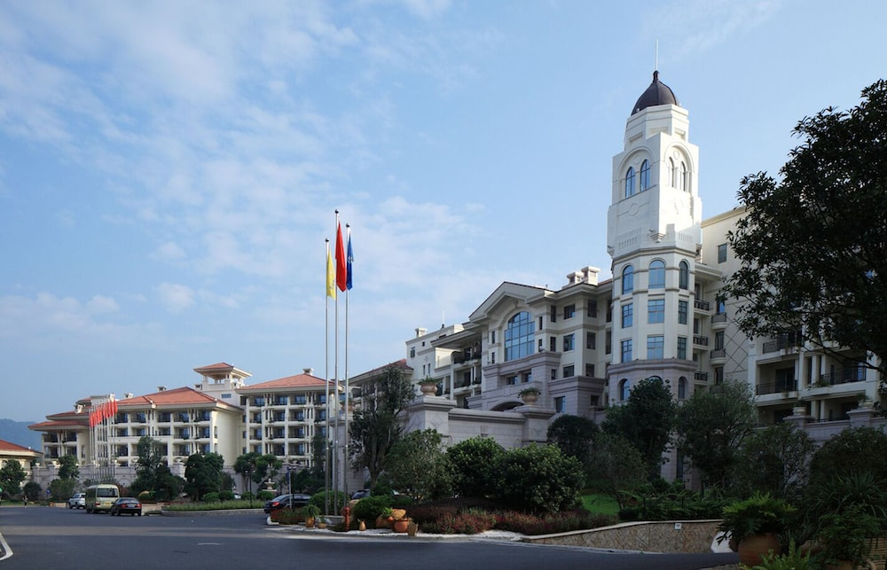 カントリー ガーデン フェニックス ホテル黄山 (黄山碧桂园凤凰酒店)