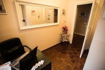 La Curia Guest House Rome - Interior Entrance  - #0