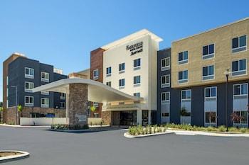 北聖地牙哥聖馬科斯費爾菲爾德飯店 Fairfield Inn & Suites San Diego North/San Marcos