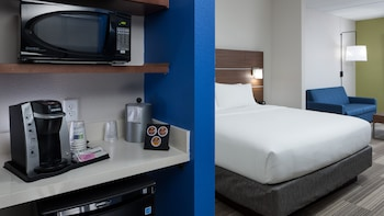 Guestroom at Holiday Inn Express & Suites Orlando at SeaWorld in Orlando