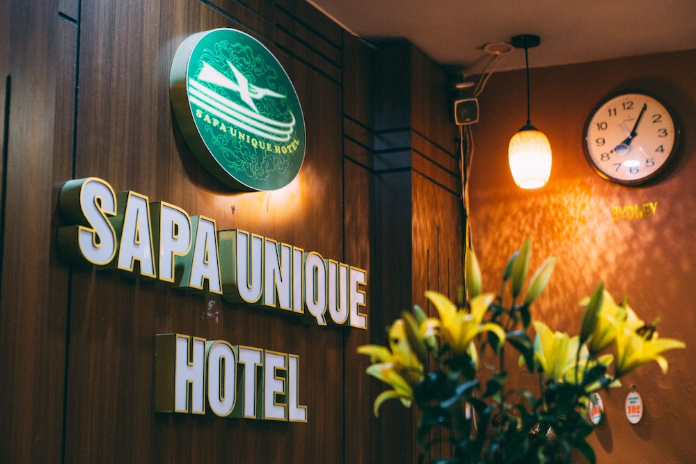サパ ユニーク ホテル