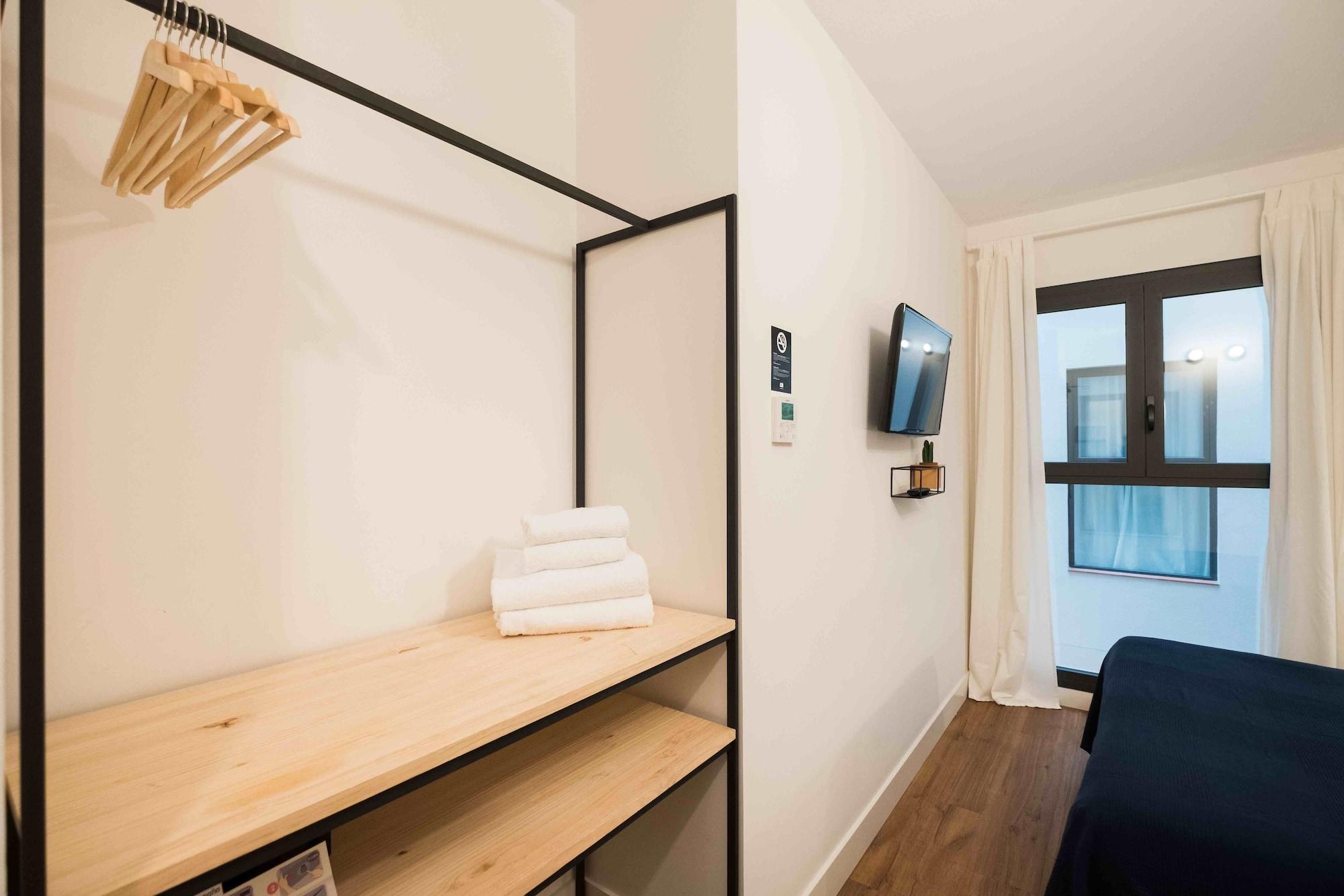 Double Room (Patio View)
