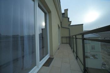 Friendhouse Apartments - Train Station Area - Balcony  - #0