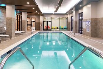 哥倫比亞市區希爾頓惠庭飯店 Home2 Suites by Hilton Columbia Downtown