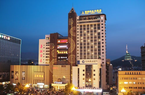 . The Brigh Center Hotel Weihai