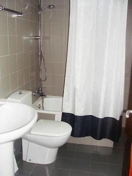 Hotel Rural Montañas de Covadonga - Bathroom  - #0