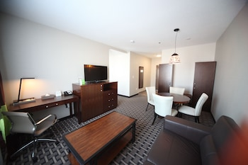 Junior Suite, 1 King Bed with Sofa bed (Junior Deluxe Suite)