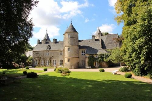 . Chateau de Flottemanville