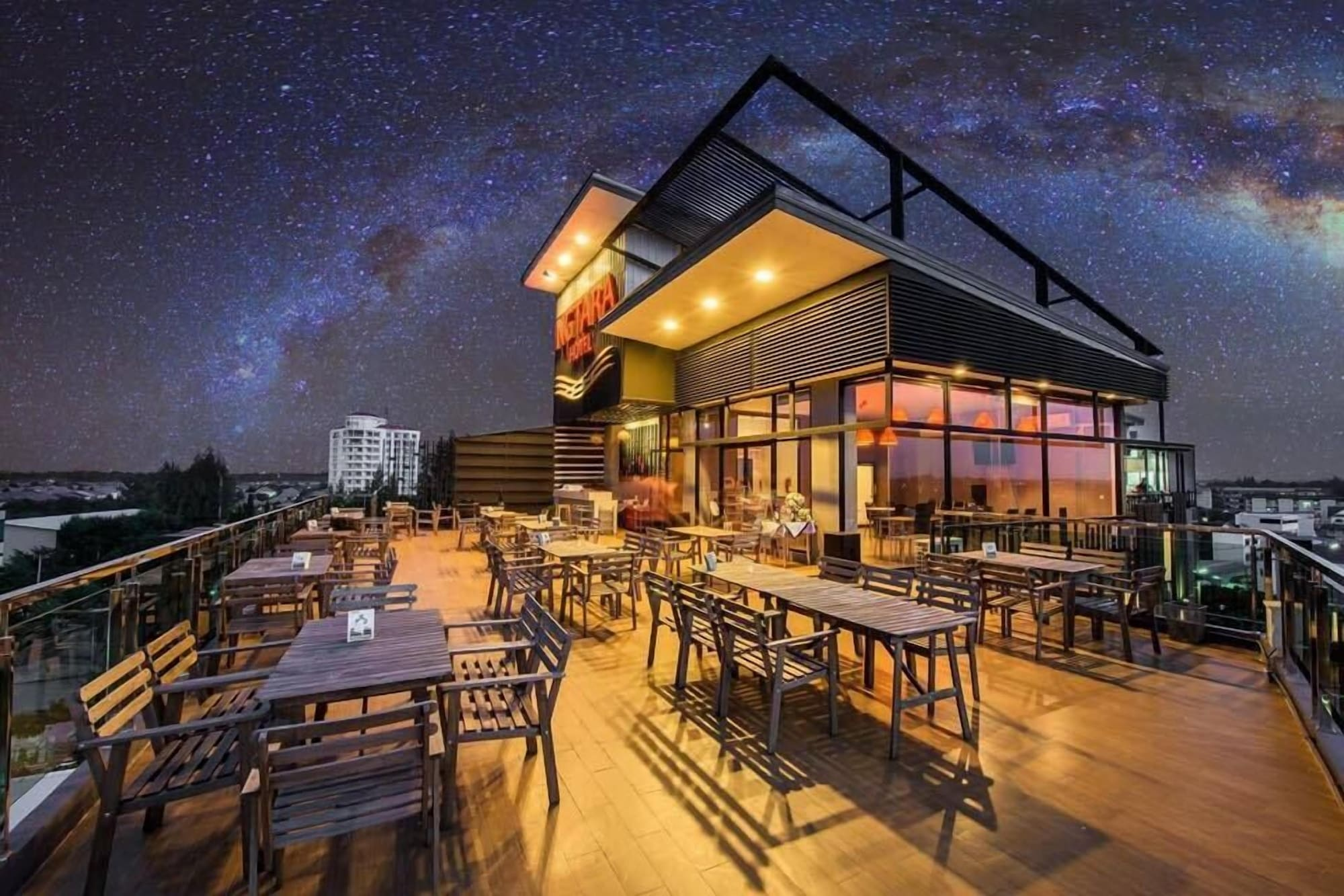 Ingtara Hotel, Muang Khon Kaen