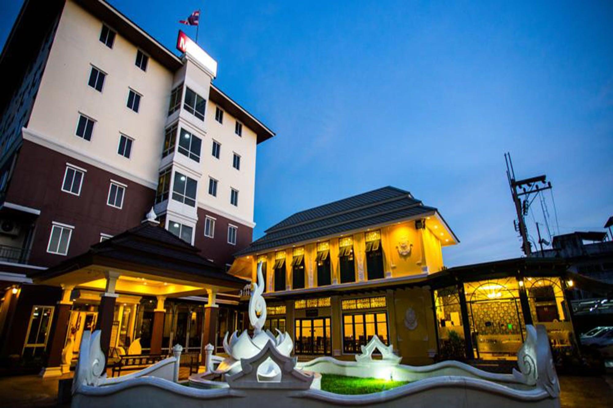 Madina Hotel, Muang Rayong