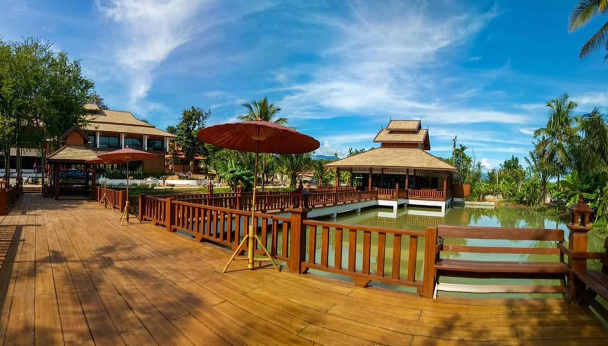 Moon Terrace Resort & Hotel, Mae Rim