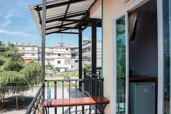 Baan Taklom Chomtalay - Balcony  - #0