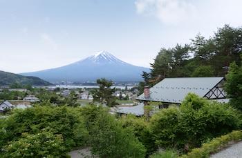 Kawaguchiko country cottage Ban