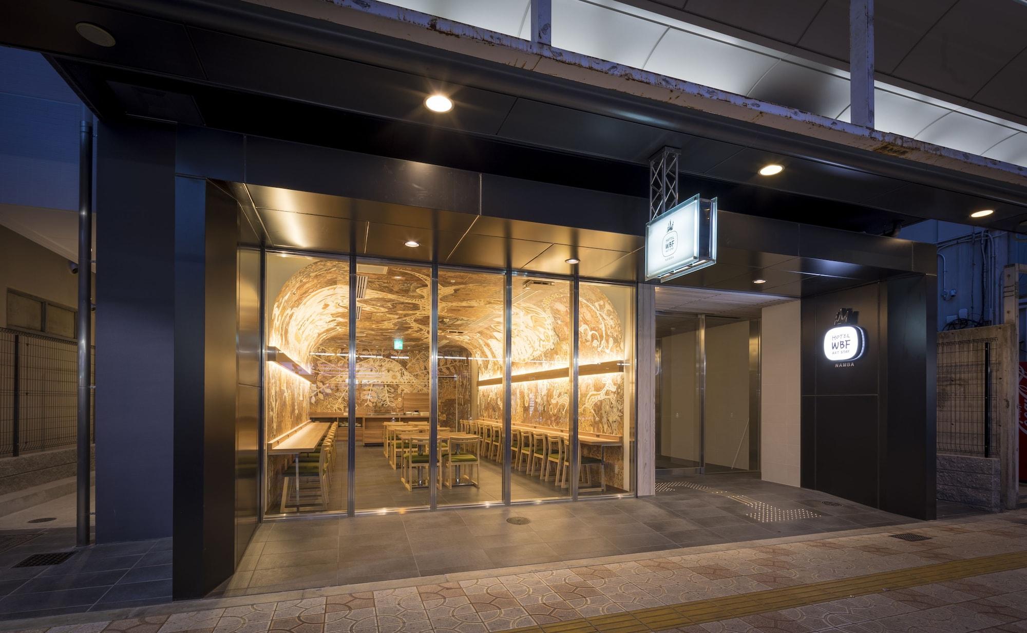 Hotel WBF ARTSTAY Namba, Osaka