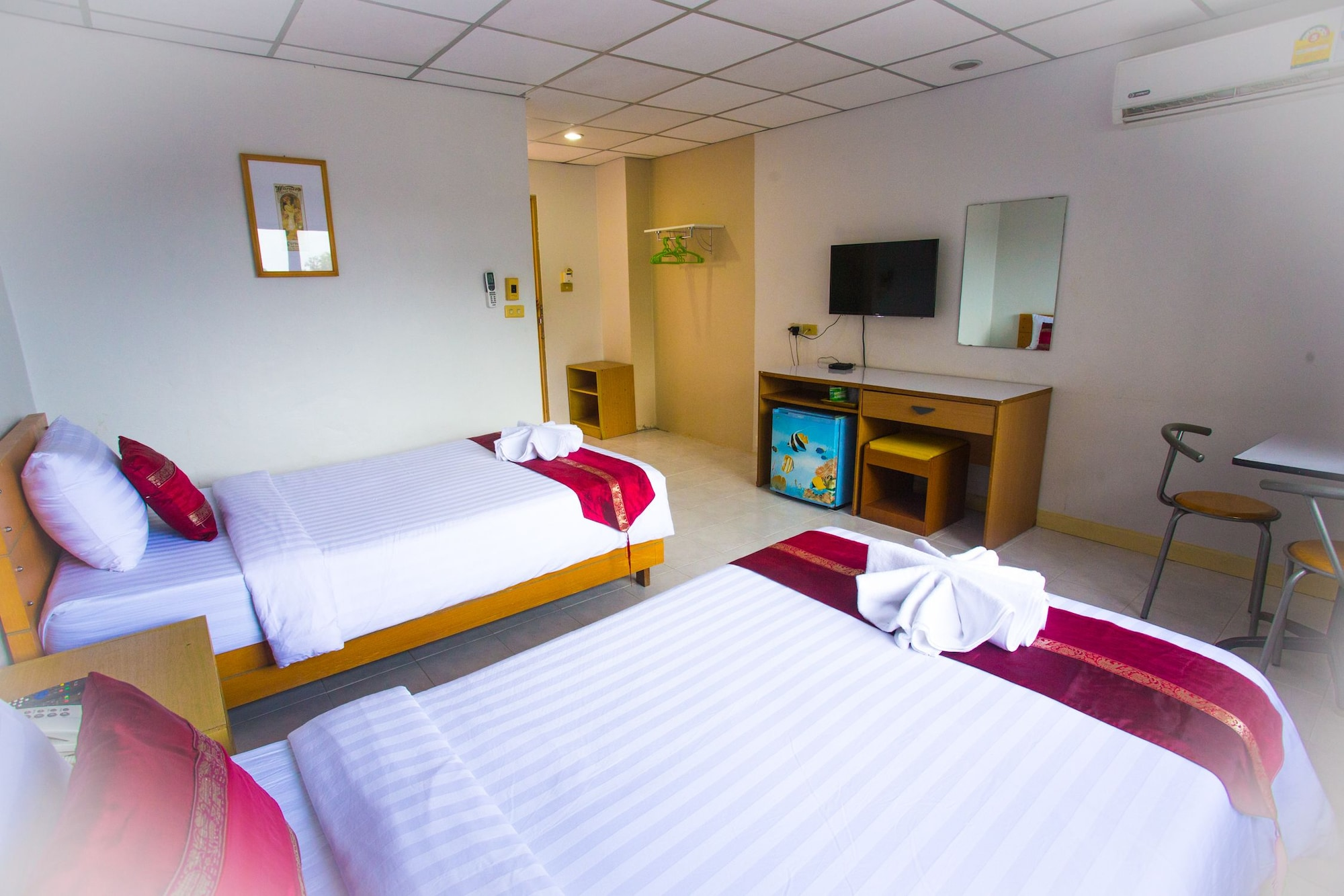 Central Place Hotel, Muang Rayong