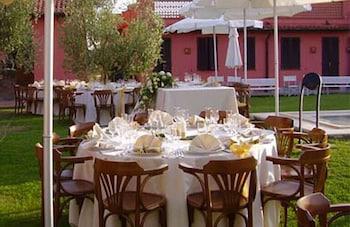 Hotel Relais Santa Genoveffa - Restaurant  - #0