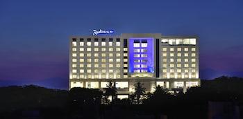 Hotel - Radisson Blu Coimbatore