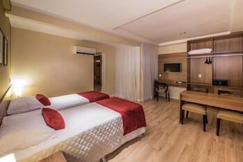 Logic Hotel Duque de Caxias - Guestroom  - #0