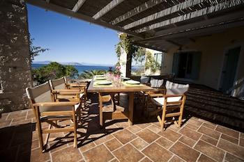Electra Beachfront Villa - Outdoor Dining  - #0