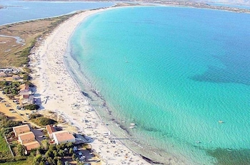 Villetta La Cinta Beach B - Aerial View  - #0
