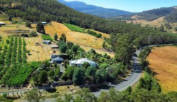 Hillside Bed & Breakfast - Aerial View  - #0