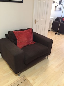 Dorset Street Upper Apartment - Living Room  - #0