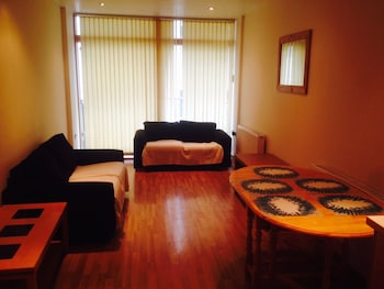 Talbot Street Apartment - Living Room  - #0