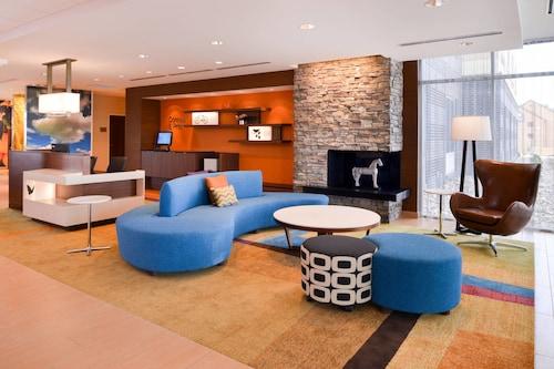 . Fairfield Inn & Suites Chillicothe