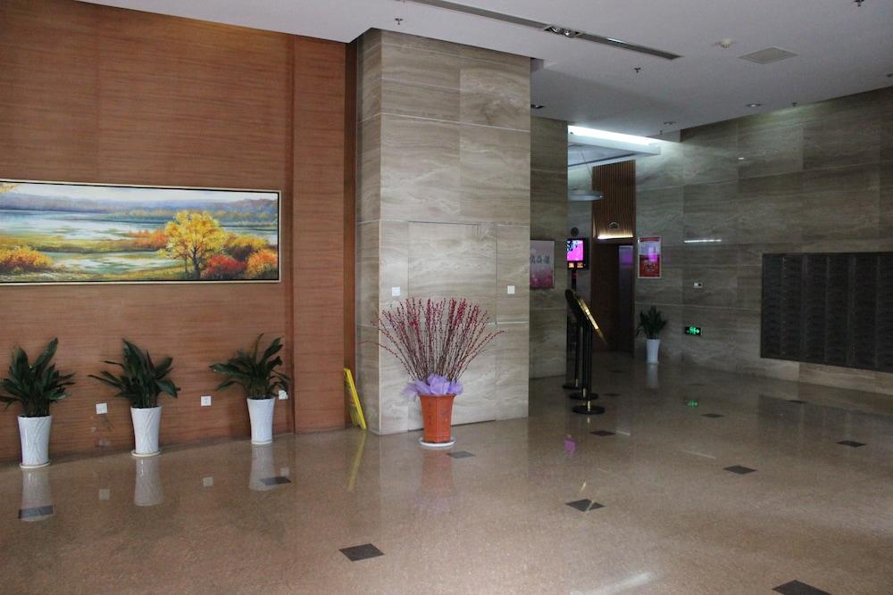南京ジシュアンゲ サービス アパートメント シンジエコウ (南京智轩阁酒店公寓 (新街口店))