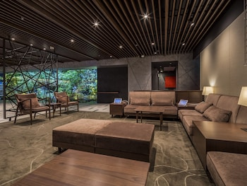 SOLARIA NISHITETSU HOTEL KYOTO PREMIER Lobby Lounge