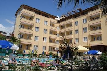 大水平線公寓飯店