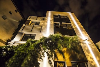 Cluj Business Class - Hotel Front - Evening/Night  - #0