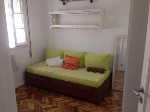 Dois Quartos Ipanema - IPA03, Rio de Janeiro