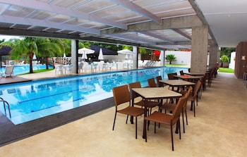Suite Le Jardin Via Caldas - Indoor Pool  - #0