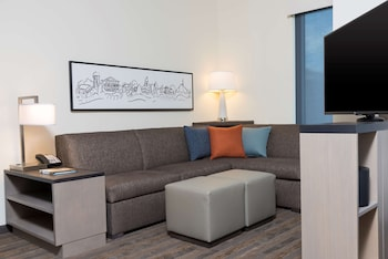 Suite, 1 Bedroom (1 King & 1 Sofa Bed)