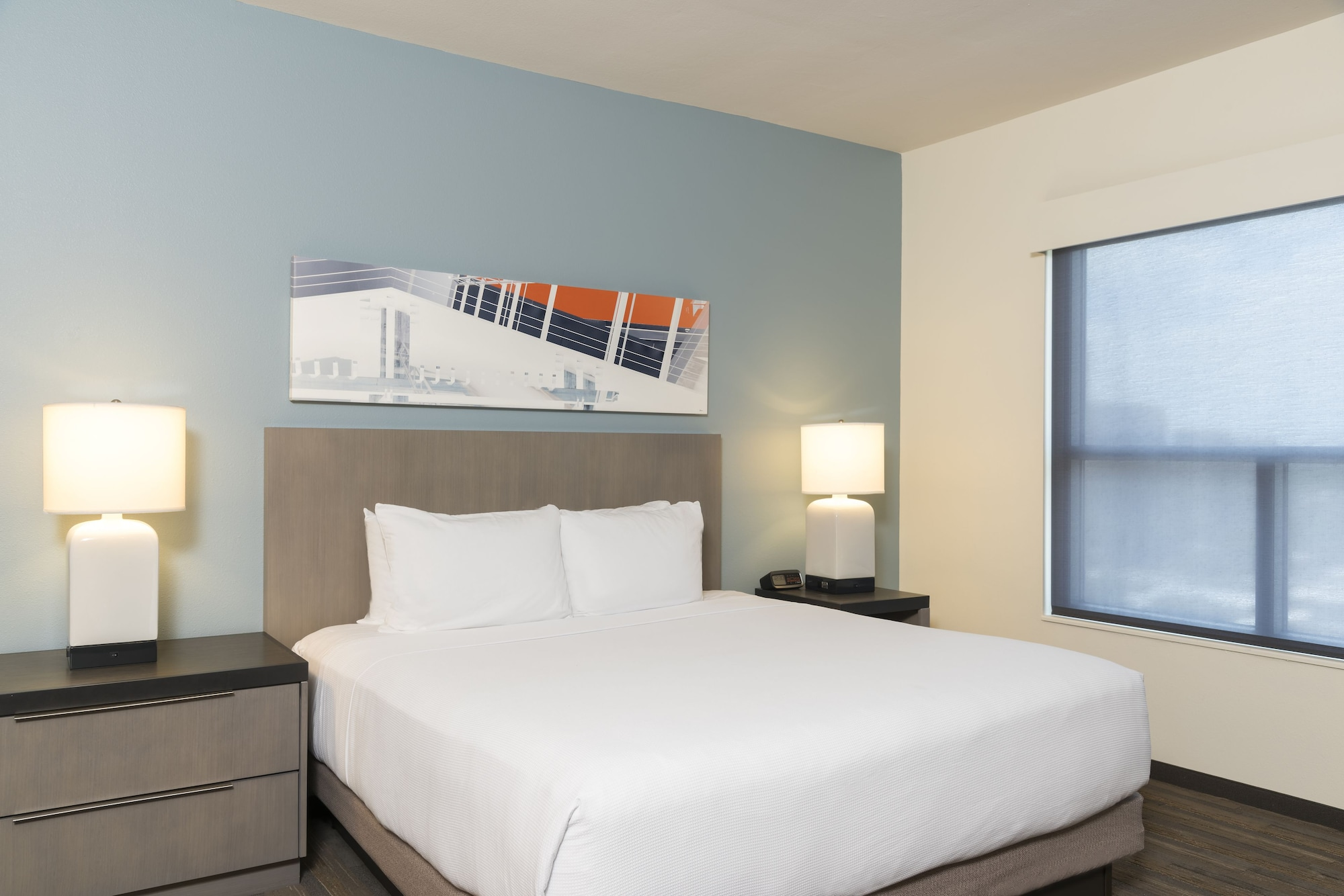Suite, 1 Bedroom (1 King & 1 Sofa Bed)