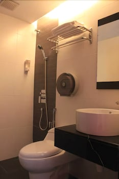 Time Hotel Seremban - Bathroom  - #0
