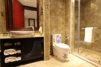 Lypin Courtyard Hotel (South Luogu Alley Branch) - Bathroom  - #0