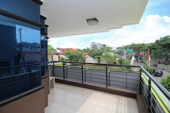 Airy IBA Mayor Ruslan 2012 Palembang - Balcony View  - #0