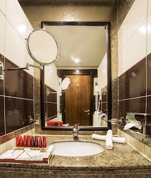 Reefaf Al Mashaer Hotel - Bathroom  - #0