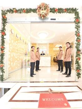 ブレッシング セントラル ホテル サイゴン