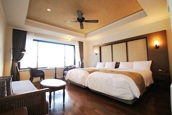 オーシャンビュービスタ・ラグジュアリーツイン1F 禁煙|INFINITO HOTEL&SPA 南紀白浜