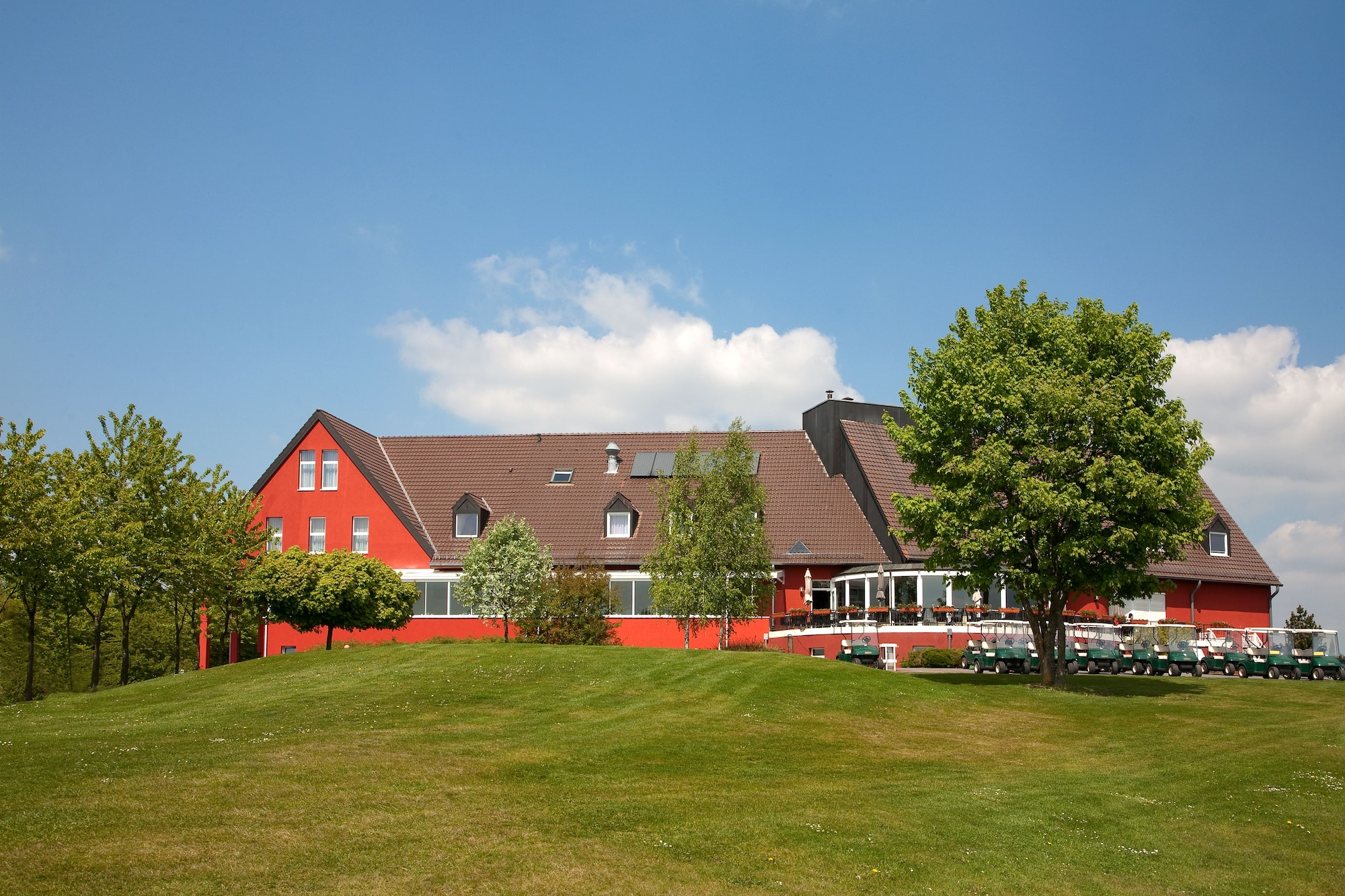 Golf & Country Hotel, Clervaux