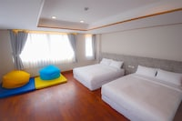 4 Persons Family Room (Minimum Age 12)
