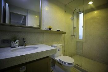 Baan Nub Kluen Hua Hin By Puppap - Bathroom  - #0